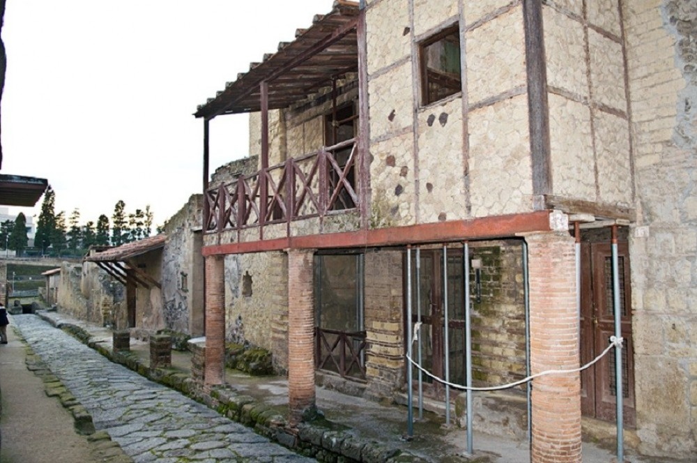 Herculaneum Guided Private Walking Tour