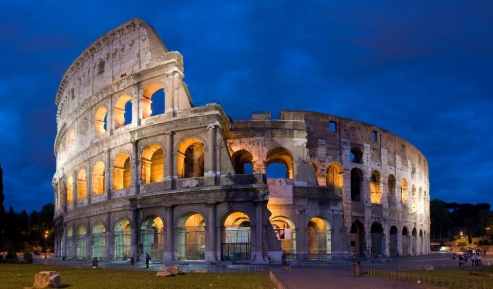 Ancient Rome: Colosseum and Roman Forum