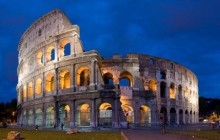 Private Ancient Rome: Colosseum and Roman Forum