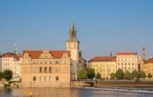 Panoramic Vltava River Cruise