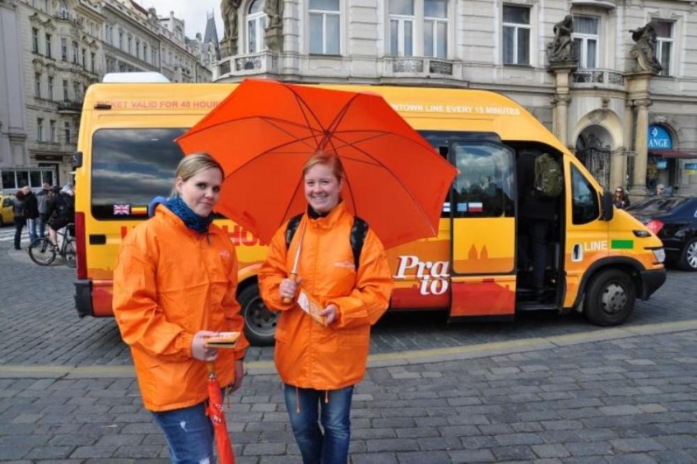 Prague Hop On Hop Off 24 Hours Access