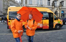 Prague Hop On Hop Off 24 Hours Access