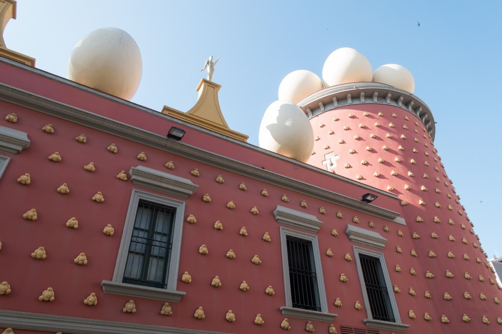 Small Group Salvador Dali Museum, Figueres + Cadaques Day Trip