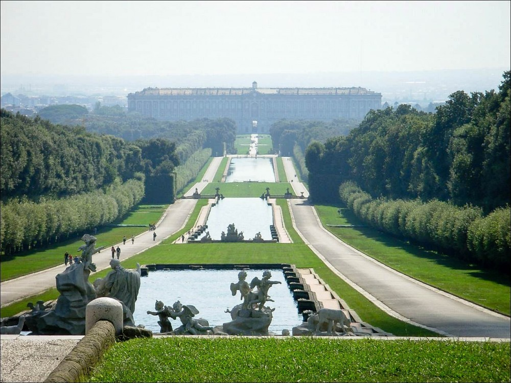 The Royal Palace of Caserta Private Tour