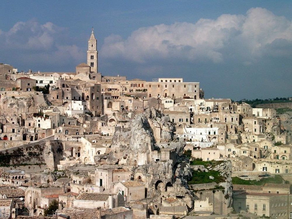 Matera 3 Hour Private Walking Tour