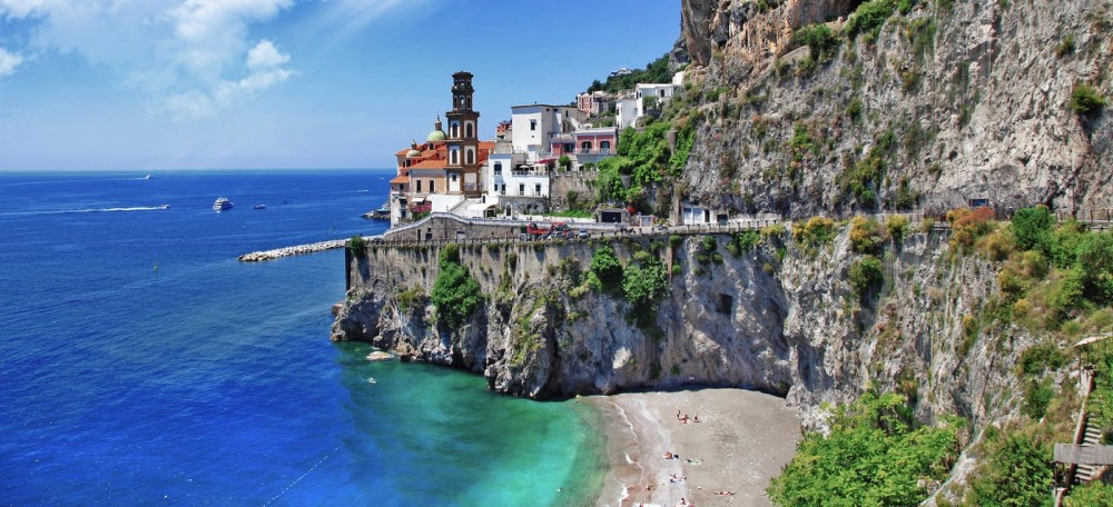 Pompeii, Amalfi and Ravello – Shore Excursion from Naples Area