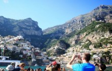 Small Group Sorrento Coast & Pompeii from Naples w/ Skip the Line