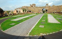 Caserta Palace & Spartacus Amphitheater with Private Transfer