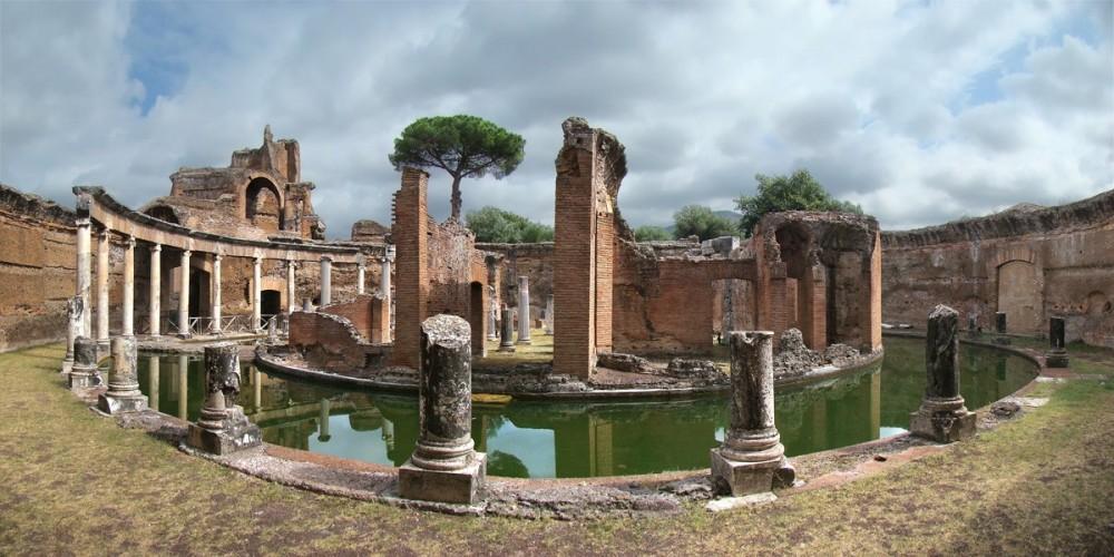 The Hadrian's Villa and Villa d'Este of Tivoli Shore Excursion