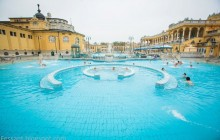 Széchenyi Bath with 'I love Spa' + Dinner at Gundel Restaurant