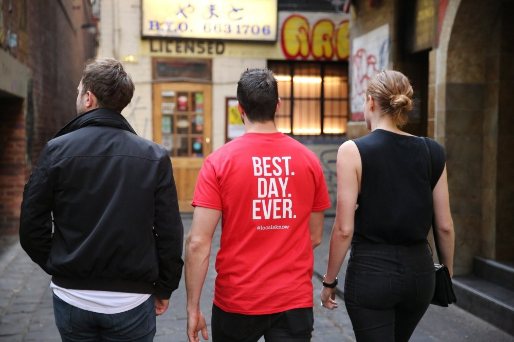 Booze Makes History Better - Small Group Walking Tour
