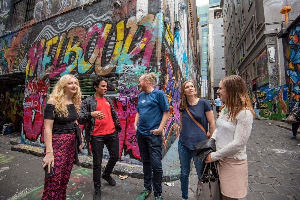Private Bites & Sights Melbourne Walking Tour
