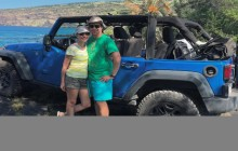 Jeep Off-Roading, Brewery Tour & Sunset Dinner
