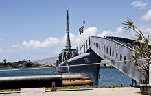 Call To Duty Pearl Harbor Tour at 9:00am