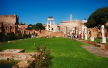 Underground Domus Aurea + Colosseum + Roman Forum