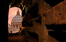 Small Group Rome Catacombs + Vatican City Tour