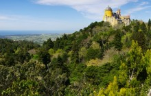 Mystic Forest: Sintra And Cascais Shared Group Tour