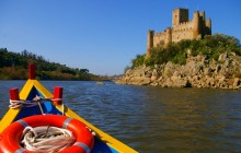 Templar River: Tomar and Almourol Private Tour