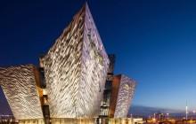 Titanic Belfast Museum & Belfast City Sightseeing Tour