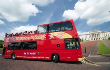 Giants Causeway, Titanic Belfast & Belfast City Sightseeing Tour