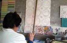 Tiles and Tales: Azulejos Workshop Private Tour