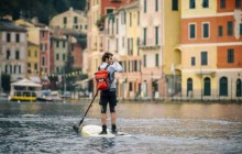 Portofino Paddle Boarding Tour