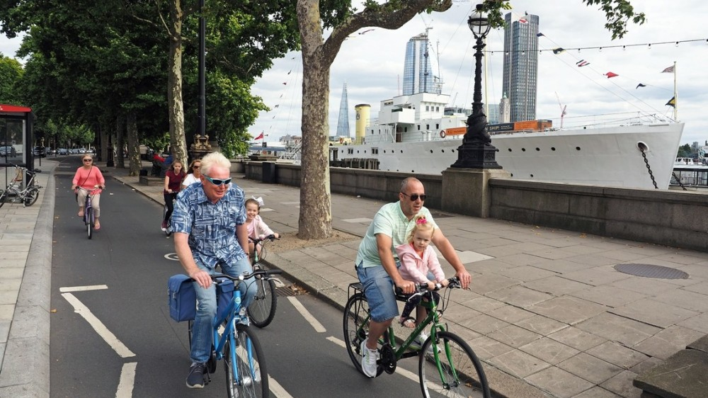 The Family Friendly Cycling Tour
