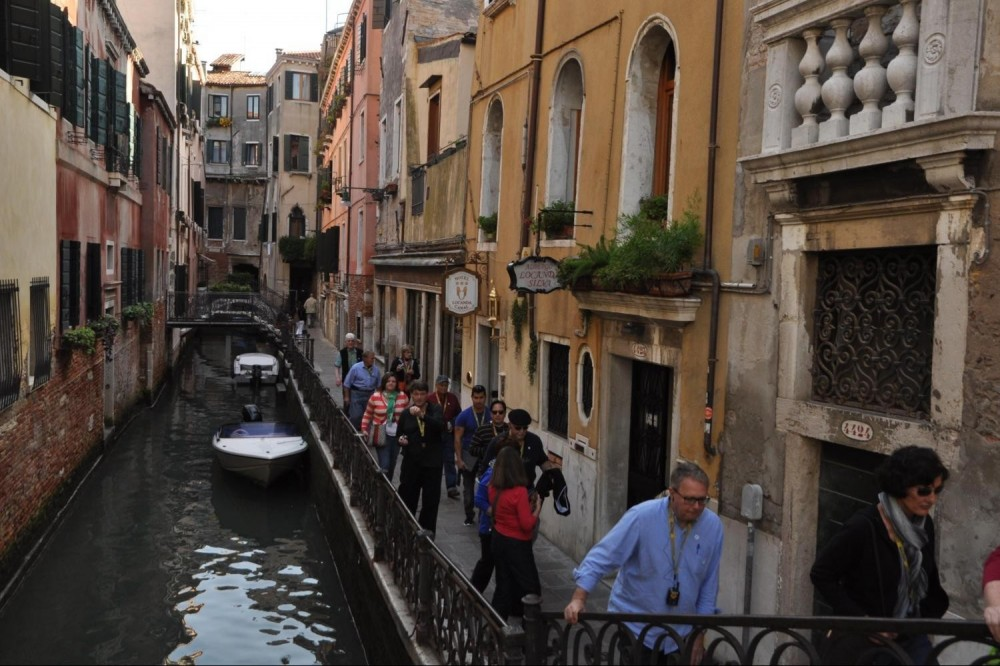Essence of Venice Small Group Walking Tour