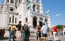 Montmartre Small Group Walking Tour