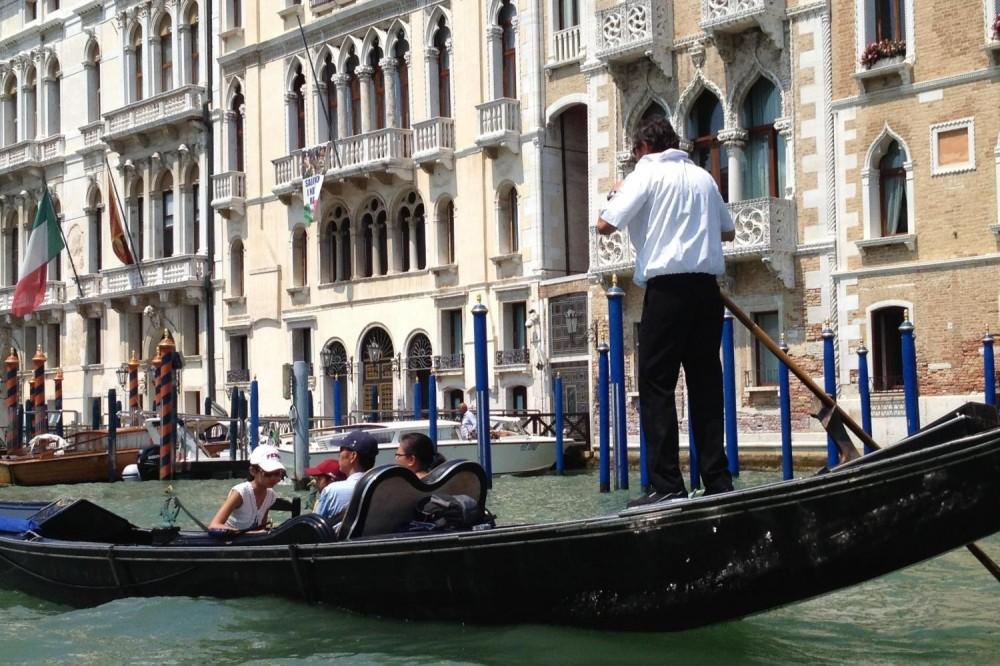 Venice Gondola Ride Experience