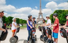 Paris Day Segway Small Group Tour