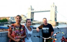 River Thames Evening Bike Tour