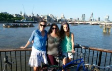 River Thames Evening Bike Tour