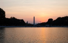 Sunset Monuments & Memorials Bike Tour
