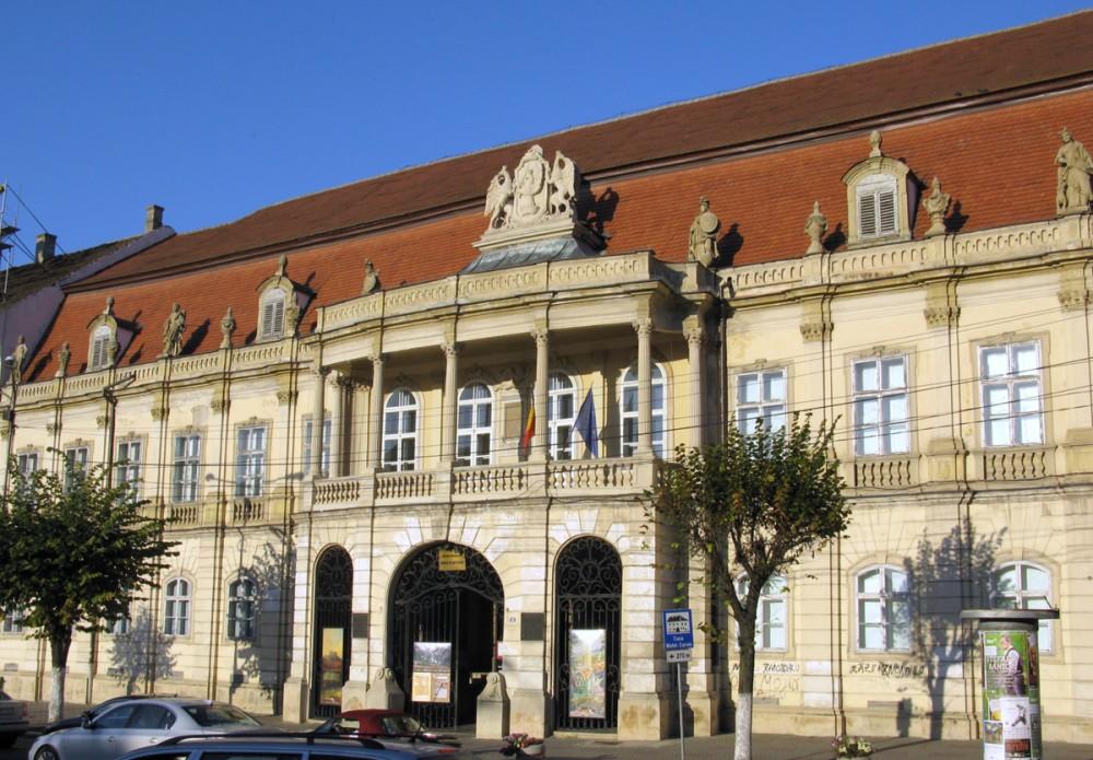 Cluj-napoca Banffy Palace