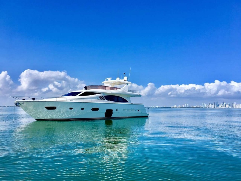 75 Feet 'Dr. No' Private Yacht Rental - Miami | Project Expedition