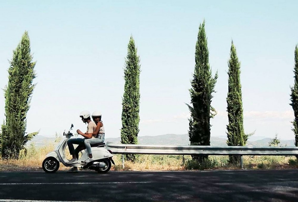 Tuscany by Vespa - Original 1 Day Small Group Tour