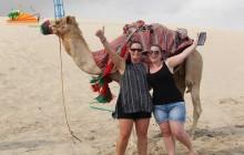 Camel Ride Desert Safari Private Tour