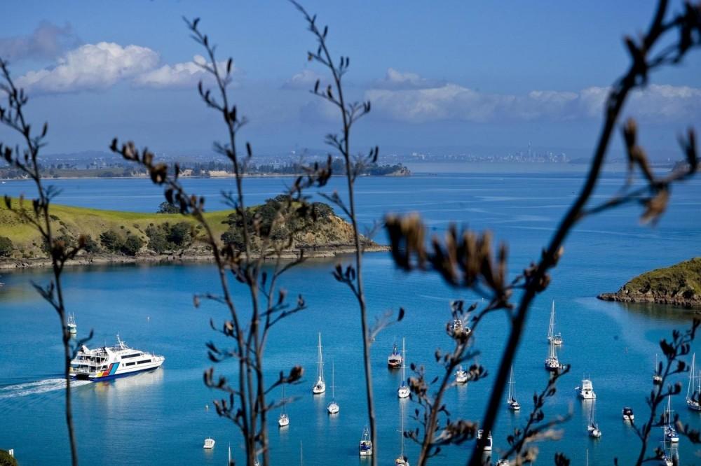 Auckland City Highlights Tour & Waiheke Island Wine Tour