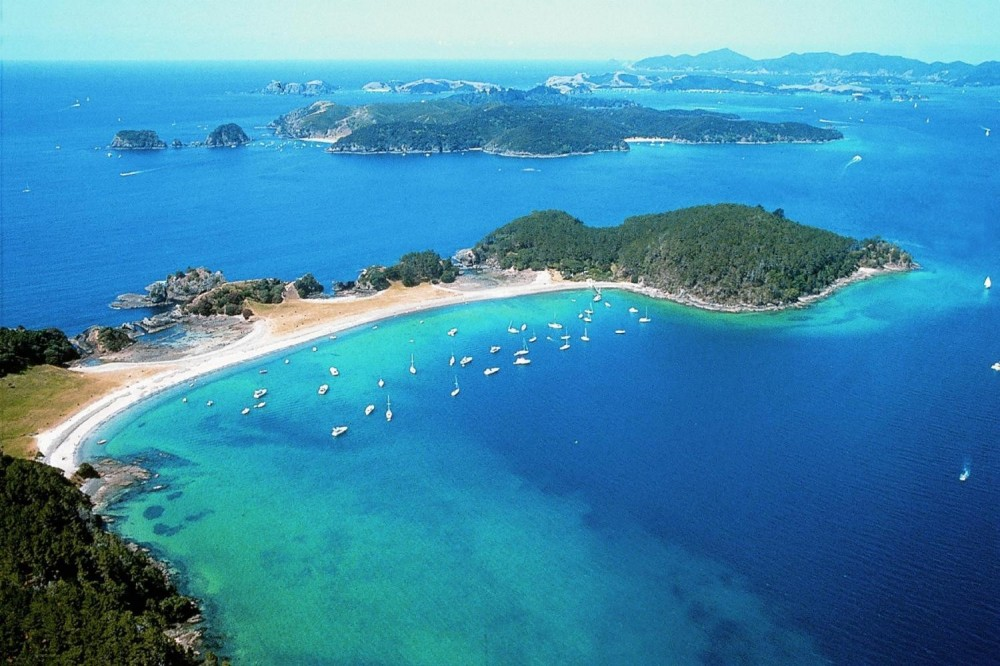 Bay of Islands - Three Day Tour