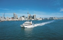 Auckland City Highlights Tour with Harbour Cruise + Sky Tower