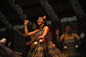 A picture of Waitomo & Rotorua - Two Day Tour