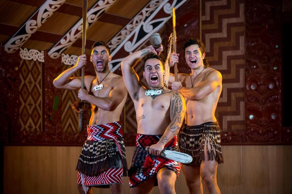 Waitomo & Rotorua One Way - Full Day Tour