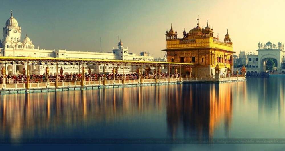 8D/7N Private Golden Triangle with Amritsar Tour