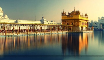 A picture of 8D/7N Private Golden Triangle with Amritsar Tour