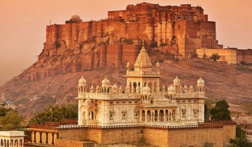 A picture of 10 Days Private Golden Triangle with Colourful Rajasthan Tour