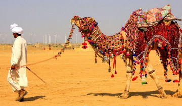 A picture of 10 Days Private Golden Triangle with Historical Rajasthan Tour