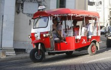 Old Lisbon - Tuk Tuk Tour