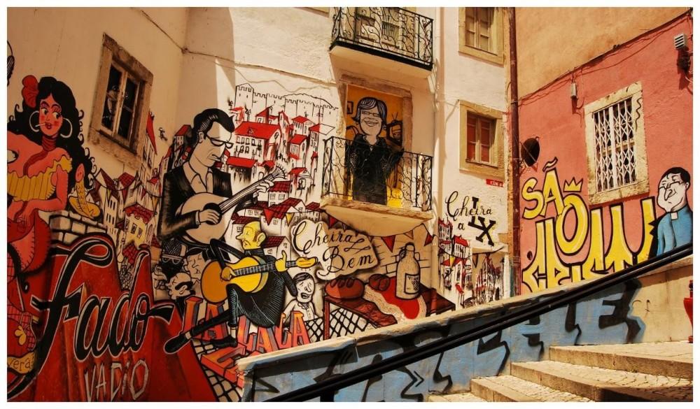 Lisbon Street Art Tour - Tuk Tuk Tour