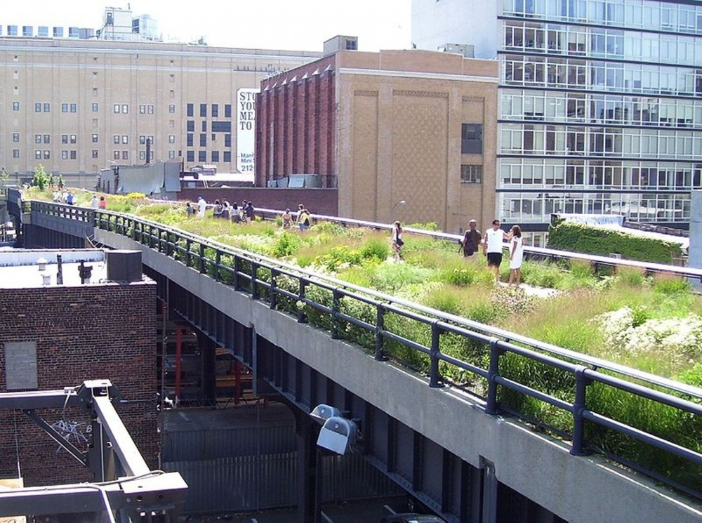 High Line Park (new York)